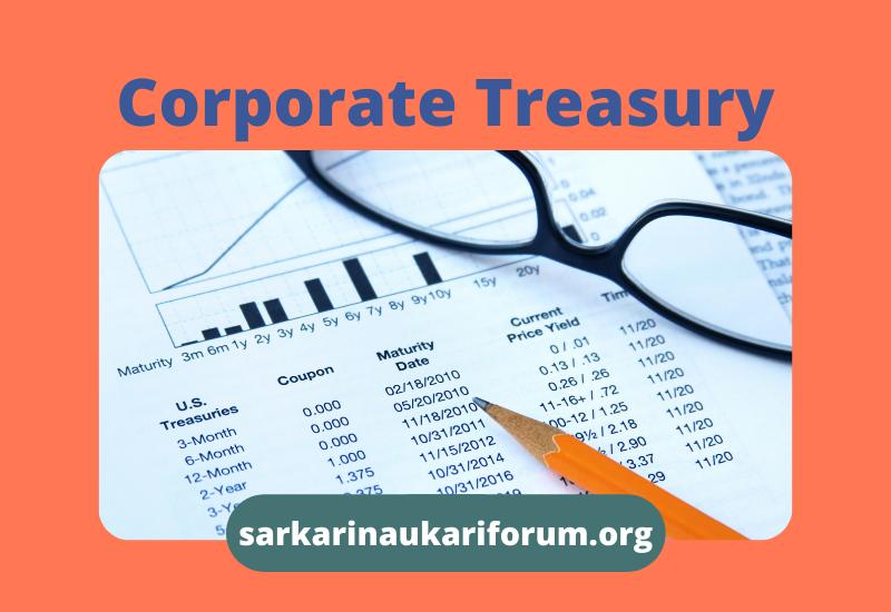Corporate Treasury